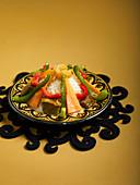 Tunesischer Couscous mit Fleisch und Gemüse