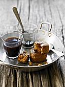 Nonnette (Lebkuchengebäck, Frankreich) zum Kaffee