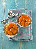 Apricot Tartelettes tatin