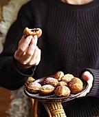 Dänische Pfannkuchen