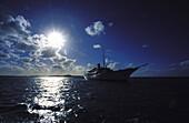 Yacht, St. Barthelemy, St. Barts Caribbean, America