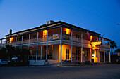 Hotel, Cedar Key Florida, USA