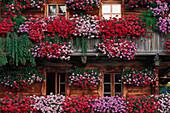 Bavarian farmhouse, Bavaria, Germany