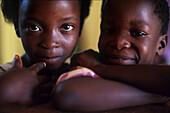Children of Damaraland, Namibia, Africa