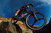 Extreme Biker Hans-Joerg Rey