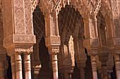 Alhambra, Granada Andalusien, Spanien