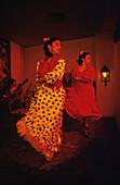 Flamencotaenzerinnen Spanien