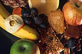 Gesundheitsessen Obst- und Mueslibar