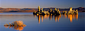 Tufa towers, South Tufa Aerea, Mono Lake, California, USA