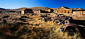 Ghost town, Bodie State Historic Park, California, USA