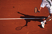 Roland Garros, playing tennis, Paris, Frankreich, Europe