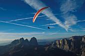 Paragliding Dolomiten
