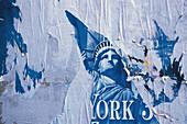 Billboard, New York City, New York, USA, America