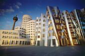 New custom offices, Duesseldorf, North Rhine-Westphalia, Germany