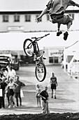 Jump, BMX driver