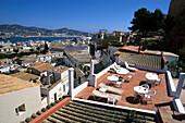 Hotel Navila, Altstadt, Dalt Vila, Ibiza Stadt, Ibiza Balearen, Spanien