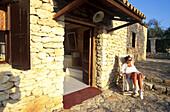 Finca Les Terrasses, Can Vich, Ibiza, Balearen, Spanien