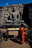 Felsentempel, Gal Vihara, Polunnowara Sri Lanka