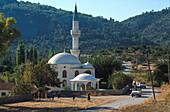 Moschee in Fethiye, Lykische Kueste, Tuerkei