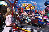 Fun Fair 'Fruehlingsfest', Munich, Bavaria Germany