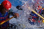 Rafting, Austria Sports