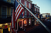 Bourbon Street, French Quarter, New Orleans Louisiana, USA
