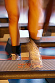 Laufbandtraining, Fitness