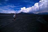 Mount Marum, Ash Plain, Ambrym, Vanuatu South Seas