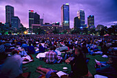 Event 'Opera in the Park', Sydney , NSW Australien