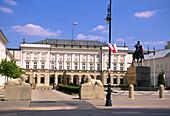 Radziwill Palace, Seat of the President, Warsaw, Poland