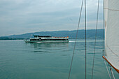 Boat Trip, Lake of Constance, Bavaria Germany