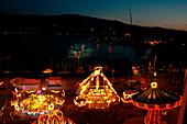 Zuerichfest, Zuerich, Switzerland, Europe
