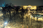 Arts Square & Russian Museum, St. Petersburg Russia