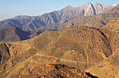 Tizi-n-Tichka pass, High Atlas Mountains, Morocco