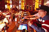 Algiers Hotel Bar, Las Vegas Nevada, USA