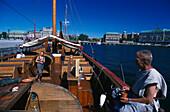 Viking Vessel, Stockholm Sweden