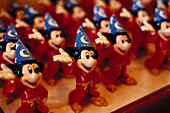 Close up of Mickey Mouse figures, Disneyworld, Orlando, Florida, USA, America
