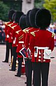 Das Ablösen der Wache, Jübileum von Königin, Queens Golden Jubilee, London, England, Großbritanien