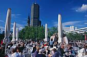 Europa Center, West Berlin