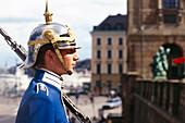 Royal Guard, Stockholm palace, Högvakten,  Stockholms slott, Stockholm, Sweden