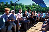 Boat Trip, Rhine Falls, Schaffhausen Switzerland
