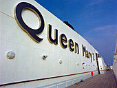 Writing of Queen Mary 2