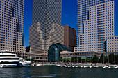 South Cove, World Financial, Center, Manhattan New York, USA