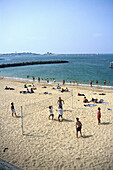 Beach, St. Jean de Luz, Basque Region France