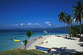 Cayo Levantado, Samana, Dominikanische Republik Karibik, Amerika