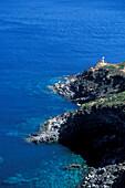 Coast, Balata dei Turchi, isle of Pantelleria Italy