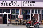 General Store in Carcross, Carcross, Yukon Territory, Canada
