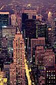 Rockefeller Center, Manhattan, New York USA