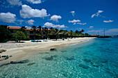 Strand, Harbour Village Resort, Bonaire, niederl. Antillen Karibik