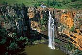Berlin Falls, Panorama Route, Mpamalanga Suedafrika